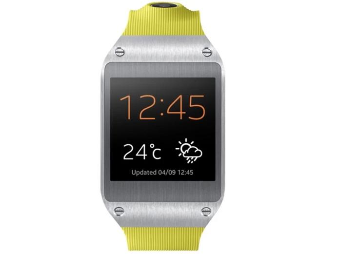 Samsung pode abandonar Android na segunda geração de seu smartwatch, o Galaxy Gear 2 (Foto: Divulgação/Samsung) (Foto: Samsung pode abandonar Android na segunda geração de seu smartwatch, o Galaxy Gear 2 (Foto: Divulgação/Samsung))