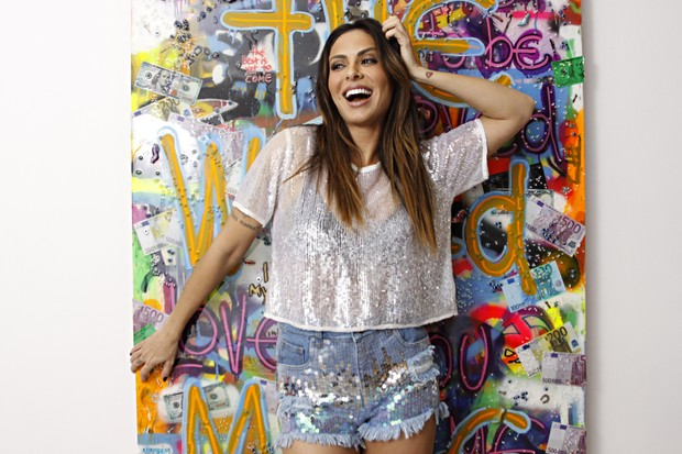 Alinne Rosa (Foto: Celso Tavares / EGO)