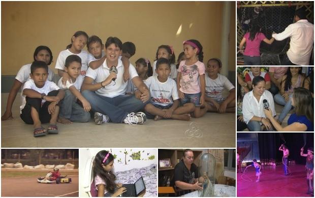 Programa foi ao ar no último sábado (12) (Foto: Amazônia em Revista)