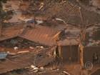 Barragens se rompem e deixam casas soterradas pela lama em MG
