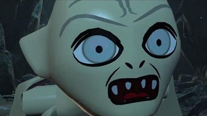 Desbloqueie novos personagens preciosos em LEGO The Hobbit (Foto: gamefront.com)
