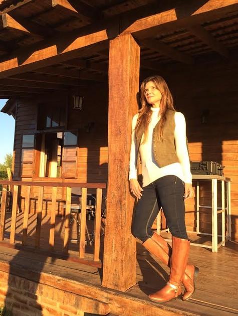 Cristiana Oliveira (Foto: Arquivo pessoal)