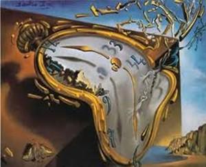 Obra de Salvador Dalí (Foto: Reprodução)