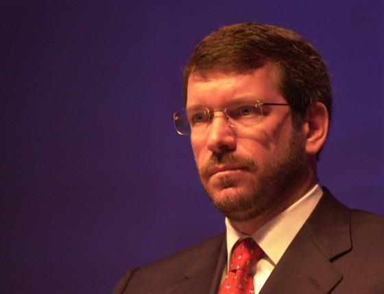 Eduardo Plass, presidente do banco Pactual. (Foto:  Rafael Jacinto/Valor)