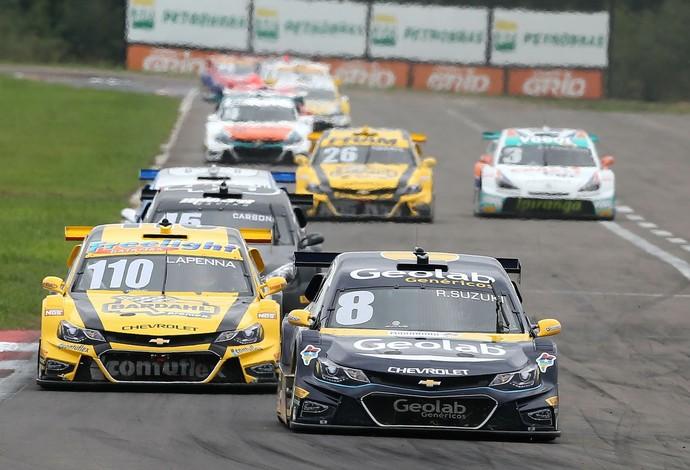 Representante maranhense terminou duas das três corridas do ano no top-10 (Foto: Rafael Gagliano/Hyset)