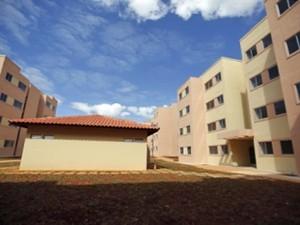 Residencial Parque do Riacho, no Distrito Federal (Foto: Dênio Simões/Agência Brasília)
