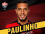 Agora é oficial: Vitória confirma contratação de Paulinho, do Flamengo