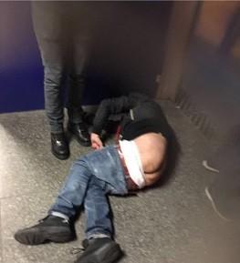 BLOG: Torcedor ultra do Napoli é esfaqueado e deixado seminu no metrô de Istambul