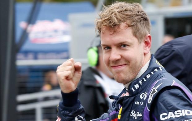 Sebastian Vettel treino GP da Austrália (Foto: Getty Images)