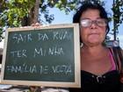 FOTOS: Confira pedidos de ano novo de moradores de rua de Mogi