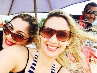 Bethe Correia praia (Foto: Reprodução/Instagram)