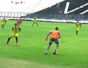 henrique treino Vasco (Foto: Raphael Zarko)