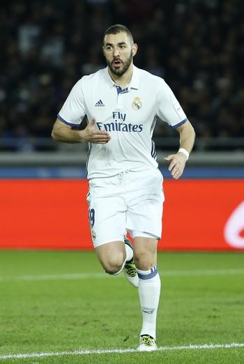 Benzema Real Madrid Kashima (Foto: Reuters)
