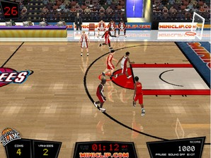 Jogos online de basquete