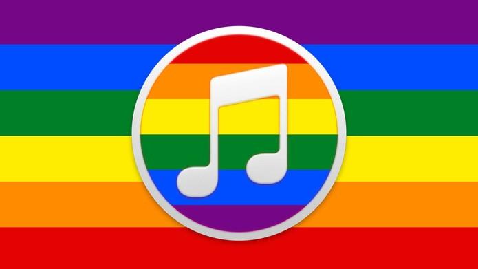 iTunes disponibilizou uma nova seção para homenagear a conquista dos direitos (Foto: Divulgação/iTunes)
