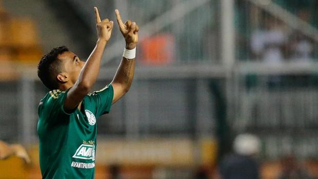 Juninho gol Palmeiras (Foto: Leandro Martins / Futura Press)