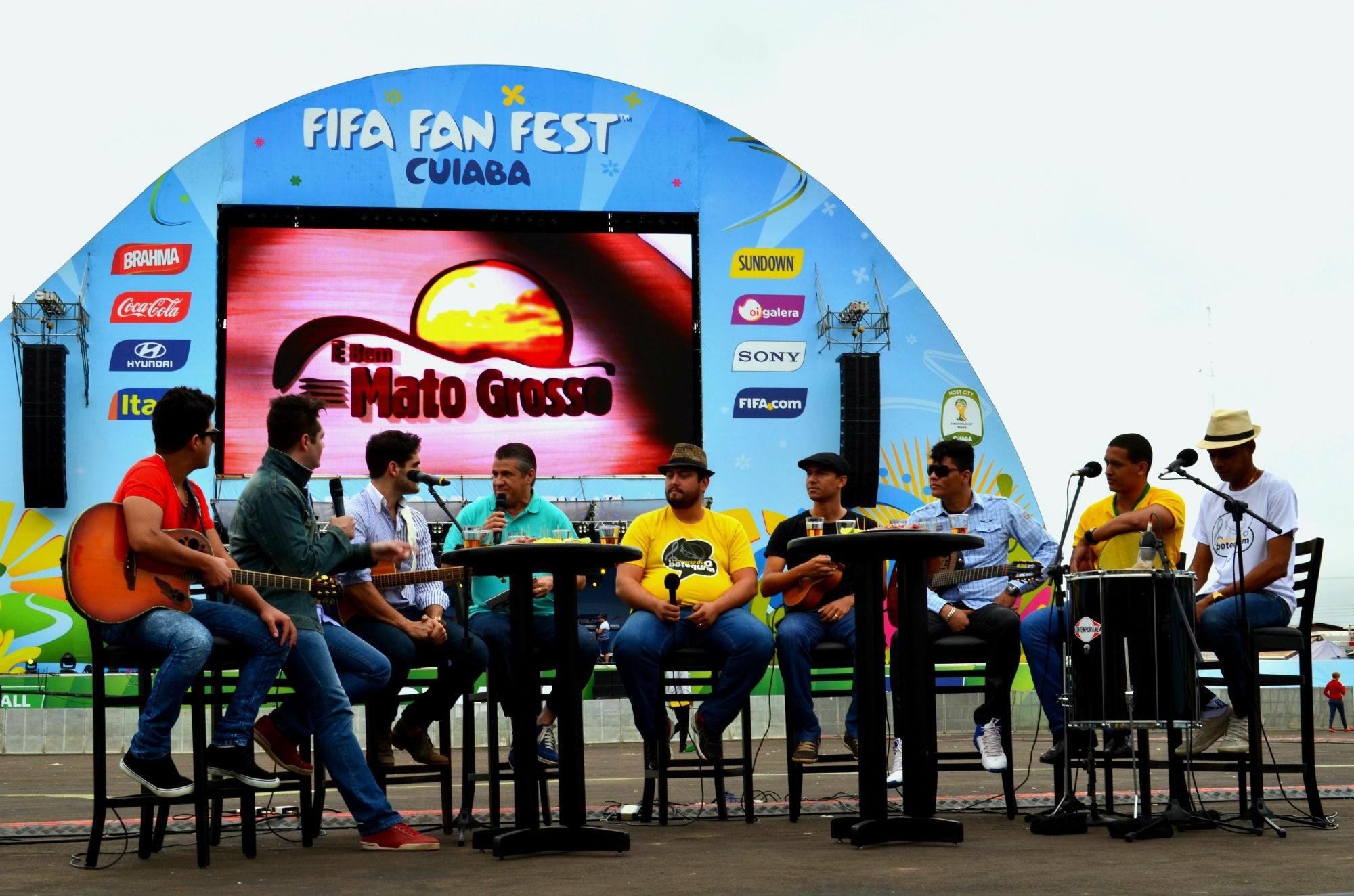 Vem participar desta linda festa! (Foto: Ricardo Neves/ TVCA)