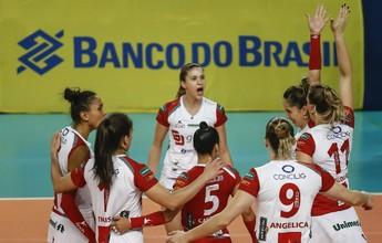 Superliga feminina e o Campeonato Gaúcho agitam a sexta do SporTV