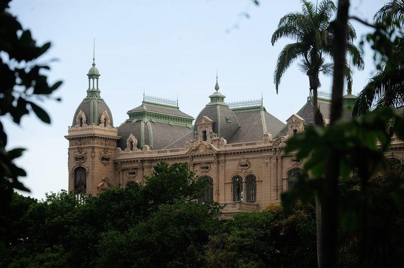 Palácio Laranjeiras (Foto: Fernando Frazão/Agência Brasil)