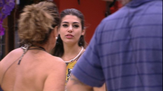 Ieda e Vivian confessam que vão sentir falta do BBB17