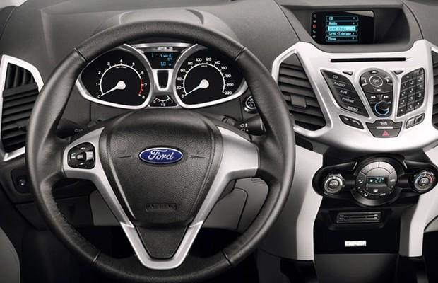 Ford Ecosport (Foto: Divulgação/ Discovery)