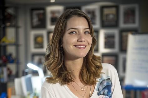 Nathalia Dill (Foto: Alex Carvalho/ TV Globo)