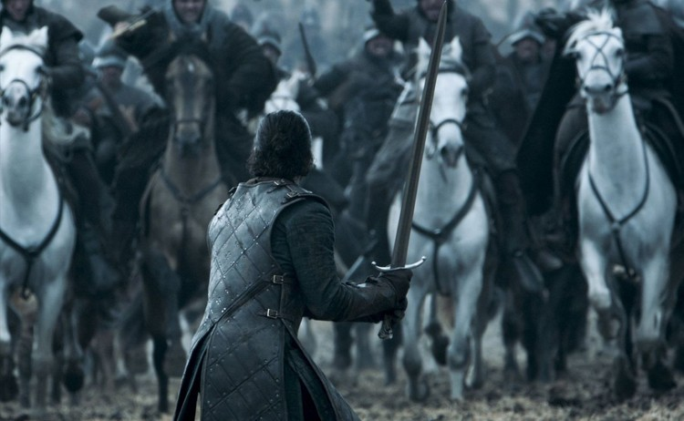 jon snow - blog legendado - game of thrones - batalha