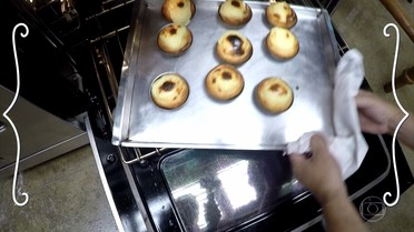 Recheio do Pastel de Nata