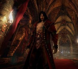 Jogador é Drácula em 'Castlevania: Lords of Shadow 2' (Foto: Divulgação/Konami)