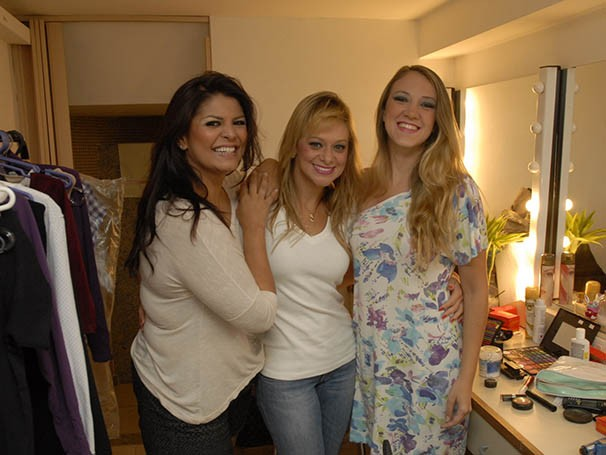 Elenco do espetáculo 'Malvadas-Tudo Sobre Sharon, Sheila & Shirley' (Foto: Divulgação)