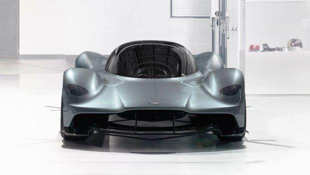 Aston Martin AM-RB 001 (Foto: Divulgação)
