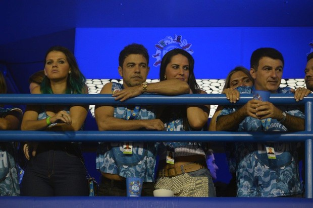 Zeze de Camargo e Graciela (Foto: Erbs Junior / AgNews)