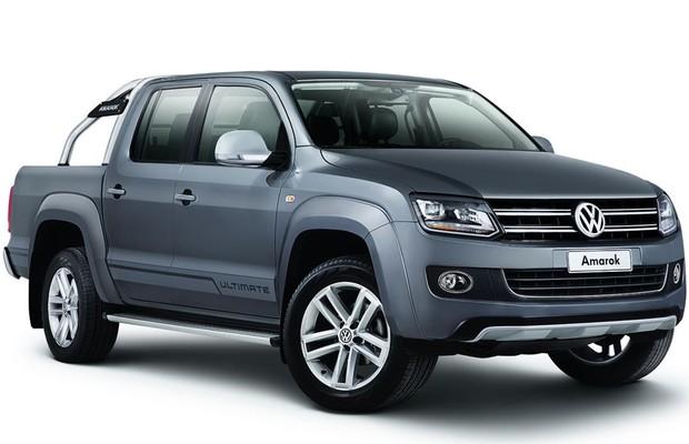 Volkswagen lança versão Ultimate da Amarok por R  176.990 - AUTO ... c0073c6ddf30a