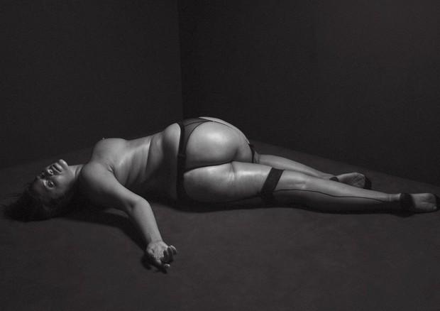 Ashley Graham (Foto:  V Magazine/Reprodução)