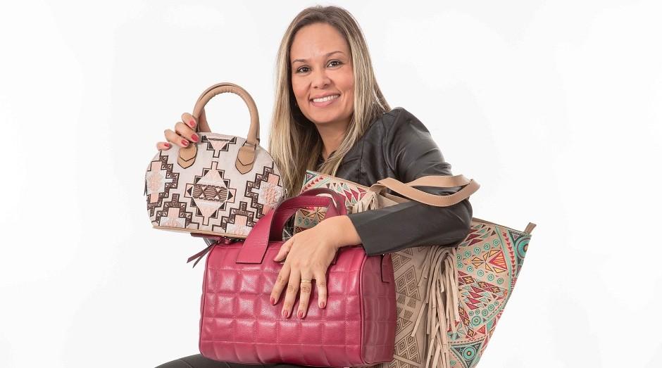 Alessandra Santos Cece , fundadora da Biella (Foto: Divulgação)