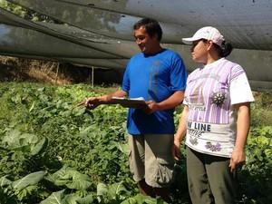 Trabalho de recuperação ambiental demora mais quando a terra é degradada, segundo especialista (Foto: Divulgação/ Rio Rural)