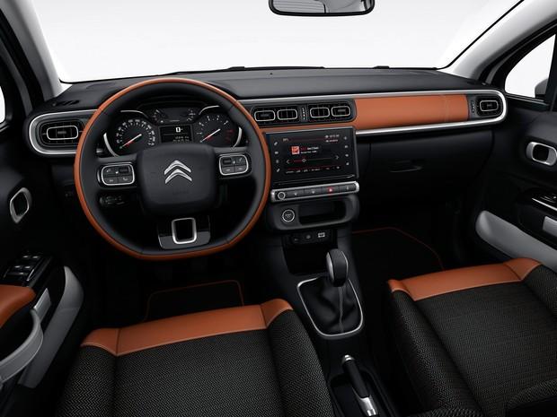 Novo Citroën C3 (Foto: Divulgação)