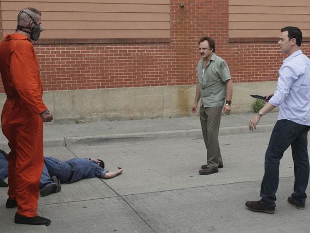 Dan e Jack precisam impedir a fuga de um perigoso criminoso (Foto: Divulgação / Twentieth Century Fox)