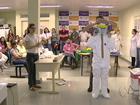 Após suspeita de ebola, funcionários de hospital de Foz fazem treinamento