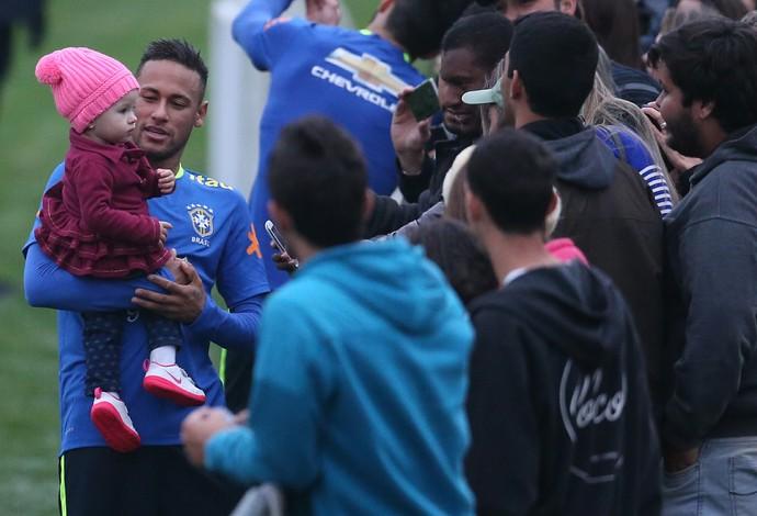 Neymar seleção olímpica Brasil (Foto: Lucas Figueiredo / MoWa Press)