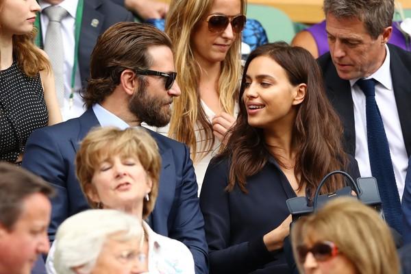 Bradley Cooper e Irina Shayk. Casal acaba de ter sua primeira filha. (Foto: Getty Images)