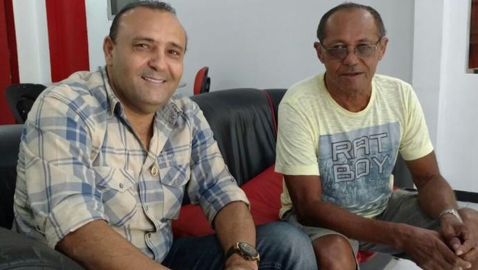 William Simões, presidente do Campinense (Foto: Divulgação / Campinense)