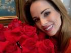 Ana Furtado celebra 17 anos de casamento com Boninho: 'Muito amor'