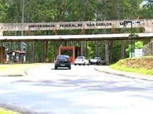 UFSCar (Foto: Reprodução EPTV)