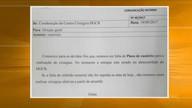 Renato Igor traz documento que mostra falta de materiais em hospital
