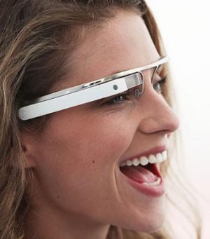 O 'Glass Project' é a iniciativa do Google para criar óculos de realidade aumentada  (Foto: Divulgação)