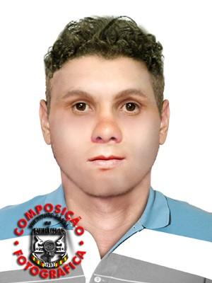 """Suspeito aparenta ter 1,69 m de altura e estava """"bem vestido"""" (Foto: IGP/Divulgação)"""