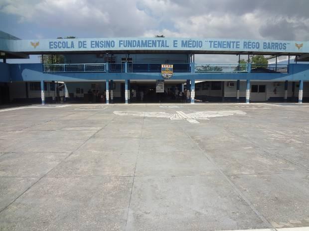 Colégio Rego Barros teve maior média do Enem 2011 no Pará (Foto: Luana Laboissiere/G1)