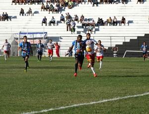 Jogo Porto-PE X Globo (Foto: Vital Florêncio / GloboEsporte.com)