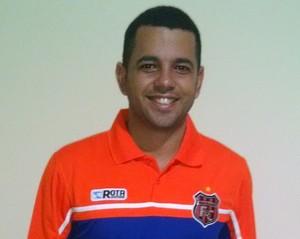 Igor Tenório, preparador físico do Serra Talhada (Foto: Reprodução / Facebook)